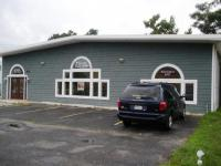 4,850+/- SF Commercial Building with 100' Frontage on New Road (US Route 9)