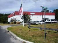 For Lease: Light Industrial Bldg with 317' of Frontage on Busy New Rd (US Route 9)